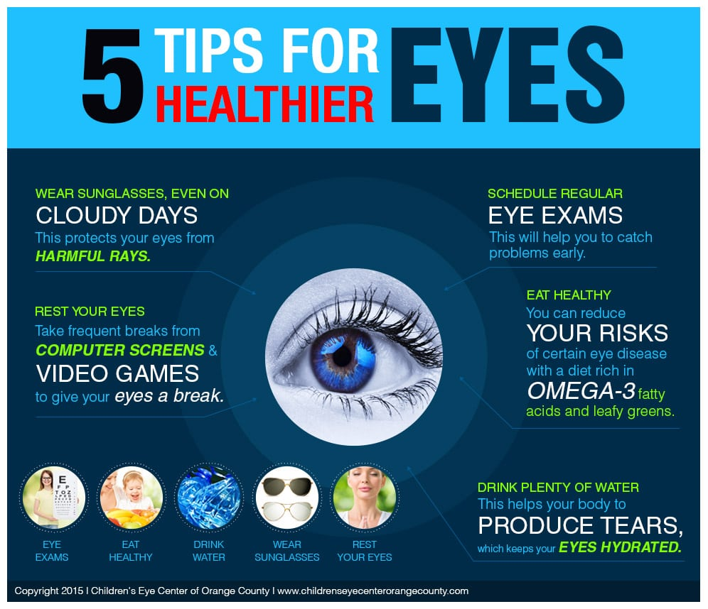 5-Tips-for-Healthier-Eyes-by-Childrens-Eye-Center-of-Orange-County